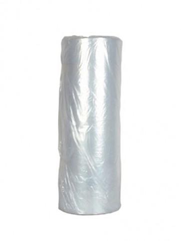 Bescherm hoes kleding 100cm per 550 stuks transparant
