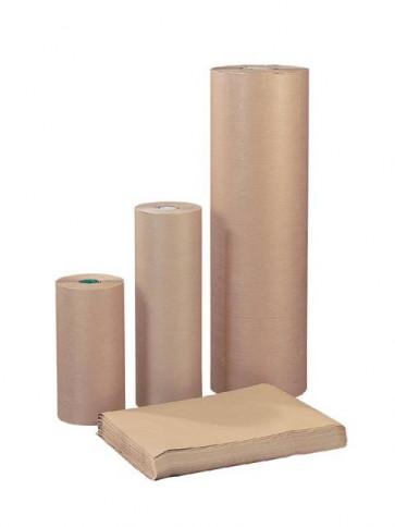 Kraftpapier 30 cm x 400 meter Bruin