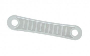 Non-slips voor kledinghanger per 50 paar Wit