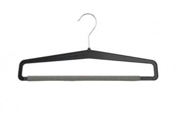 Pantalonhanger B37 cm Zwart anti-slip