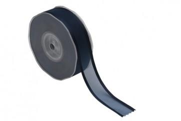 Satijnlint 25mm Donkerblauw