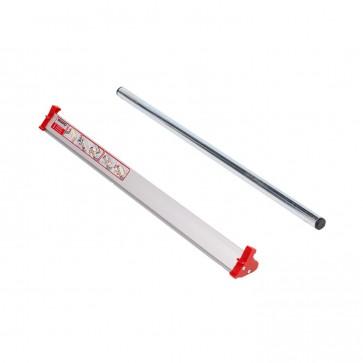 Scheurmes voor Legro papierrolhouder 70 cm