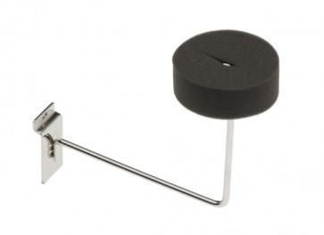 Hoedenbeugel H150 mm Chroom