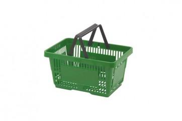 Winkelmand groen