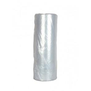 Bescherm hoes kleding L 120cm per 450 stuks transparant.