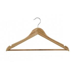 Geknikte hanger 44 cm met broeklat Bamboe