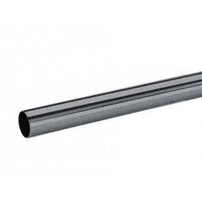 Buis 300cm lang rond 25mm hamerslag