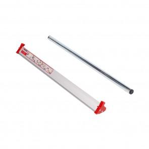 Scheurmes voor Legro papierrolhouder 100 cm