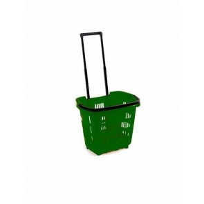Winkelmand Groen 34 Liter