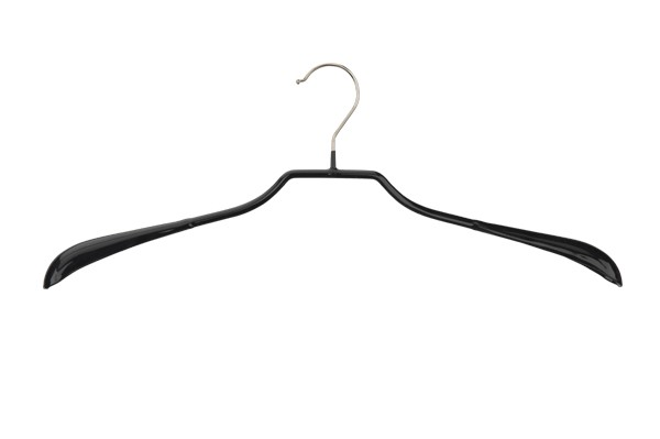 Antislip hanger B40 cm met schouder Zwart 8136133