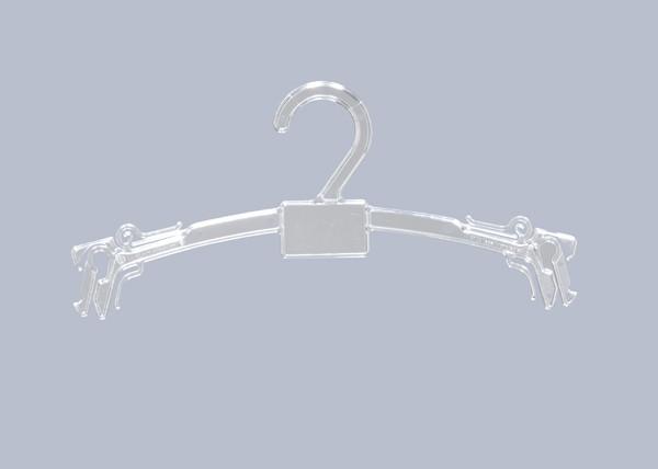 ET Lingeriehanger 32 cm Transparant 811100549