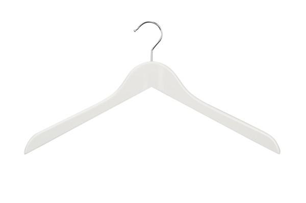 Geknikte hanger 44 cm Wit 8082131