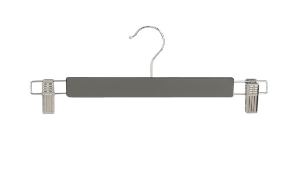 Rechte hanger 34 cm antraciet grijs 80846127