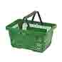Winkelmandje groen 22 liter