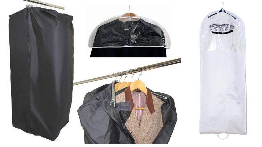 Kledingzak voor kleding