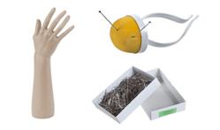accessoires voor uw paspoppen